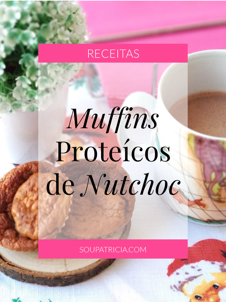 Muffins Proteicos de Nutchoc