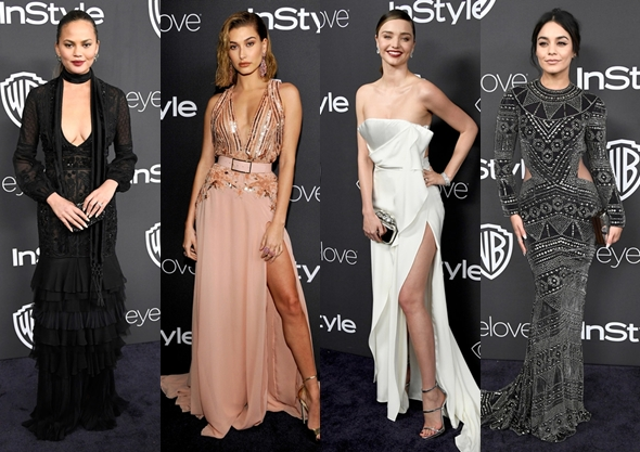 18th Annual Warner Bros. and InStyle Golden Globes party