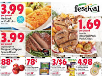 Festival Foods Sales Ad March 20 - March 26, 2019