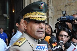 Ministerio de Defensa procesará hijo de Gutiérrez Félix por uso de insignias militares