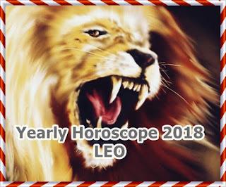 Yearly Horoscope 2018 LEO