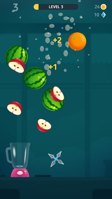 fruit master hile apk