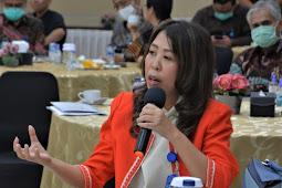 Tiar Debora Tampubolon Minta Hutama Karya Optimalkan Pembangunan Infrastruktur