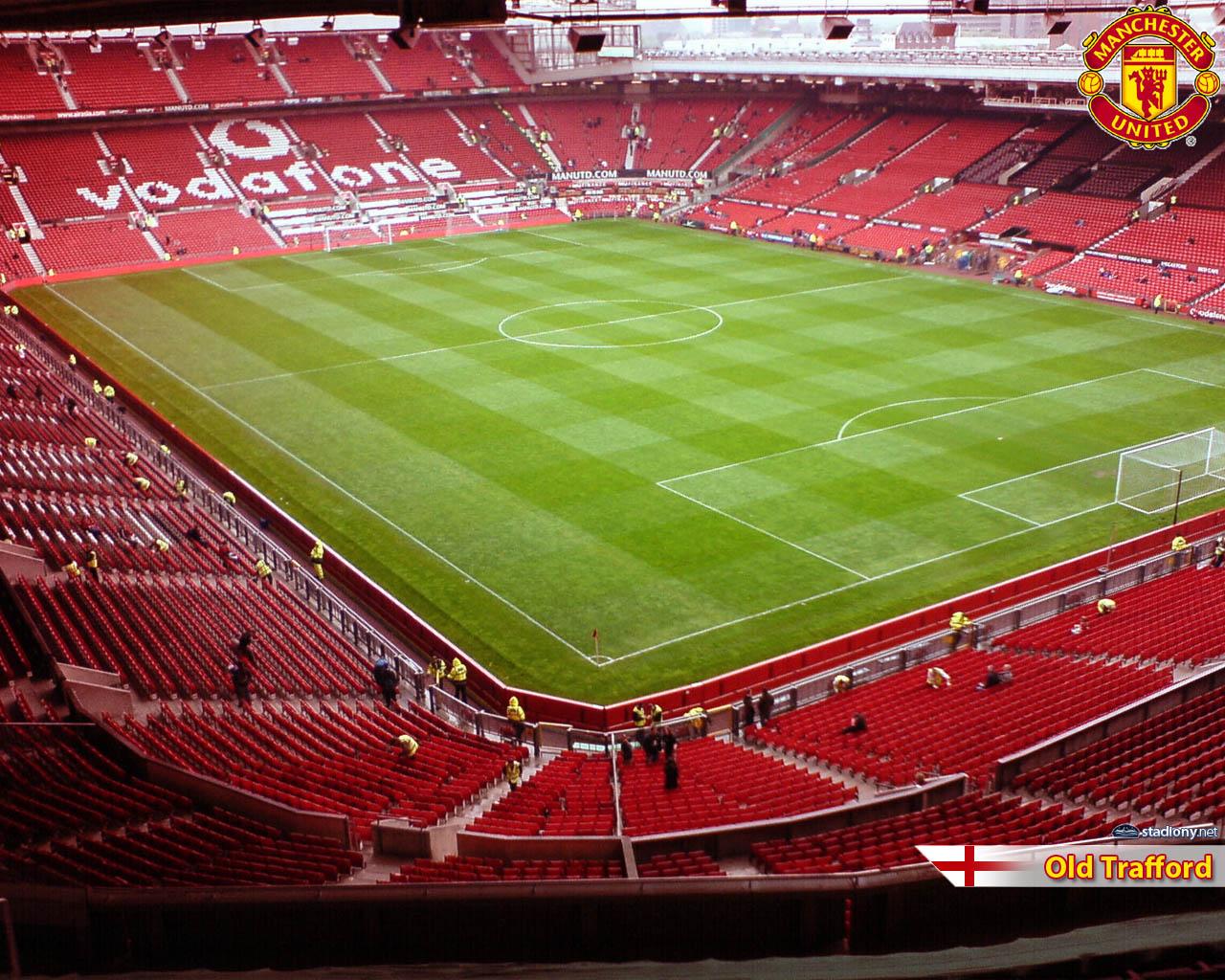 Stadion Manchester United