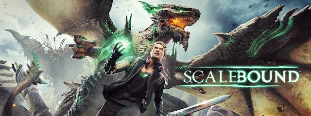 Scalebound, o jogo exclusivo da Microsoft foi cancelado.