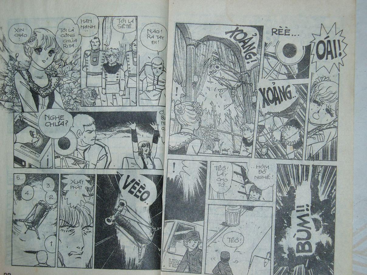 Siêu nhân Locke vol 12 trang 10