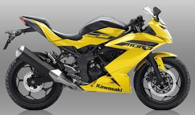 Harga Kawasaki Ninja 250 RR Mono