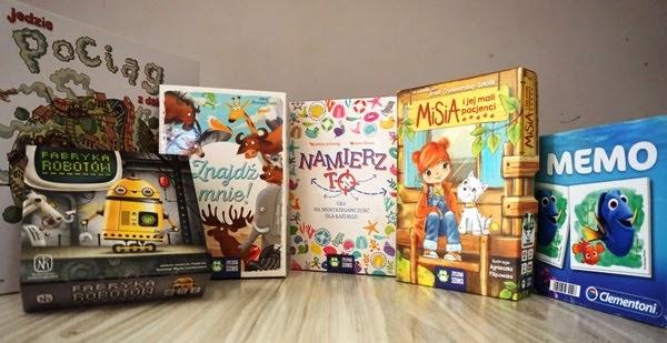 gry dla dzieci z przedszkola, zielona sowa i nasza księgarnia