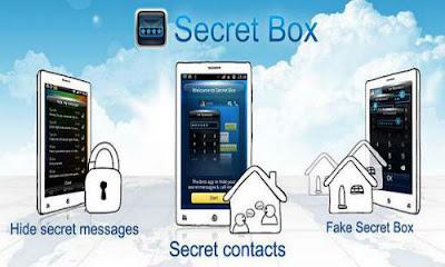 Secret Box, برنامج Secret Box, قفل الفولدرات، غلق الفولدرات, برامج أندرويد, أندرويد