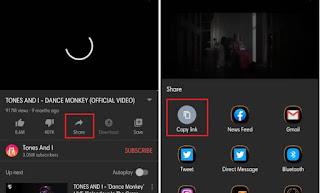 Cara Mengubah Video ke MP3 di Android Tanpa Aplikasi 7