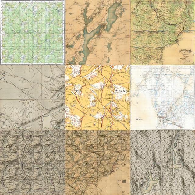 Где карта Билли? Или заменит ли ИИ картографов?