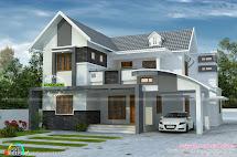 House Floor Plans with Balcony