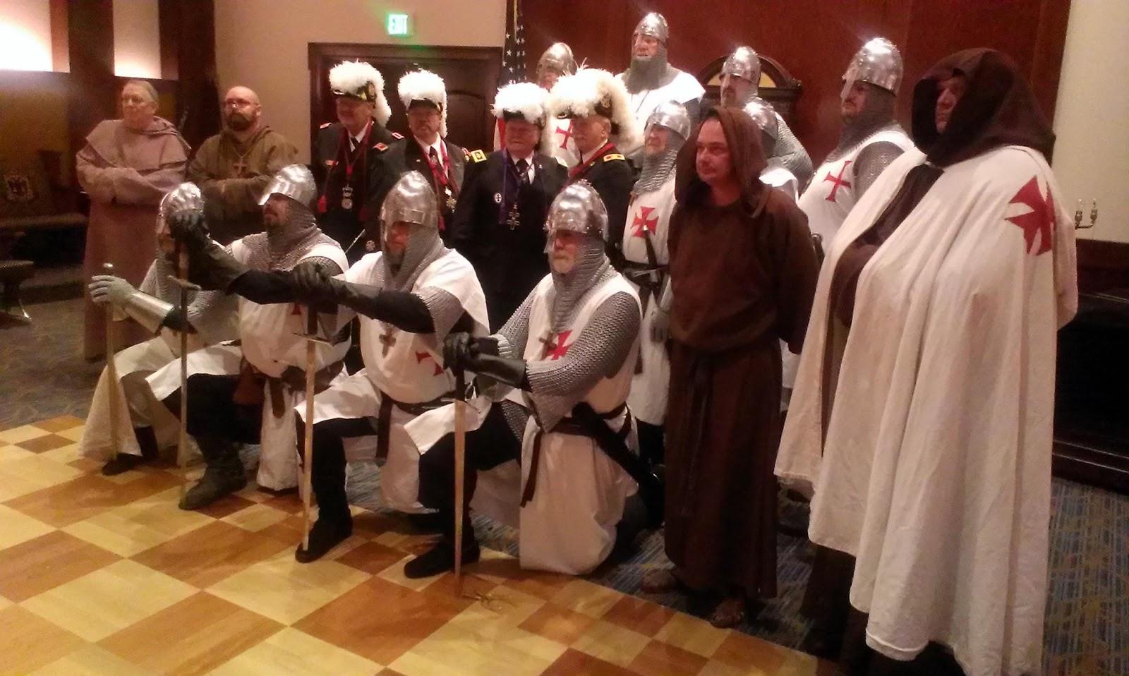 Freemasons For Dummies Levant Preceptory At Indiana York
