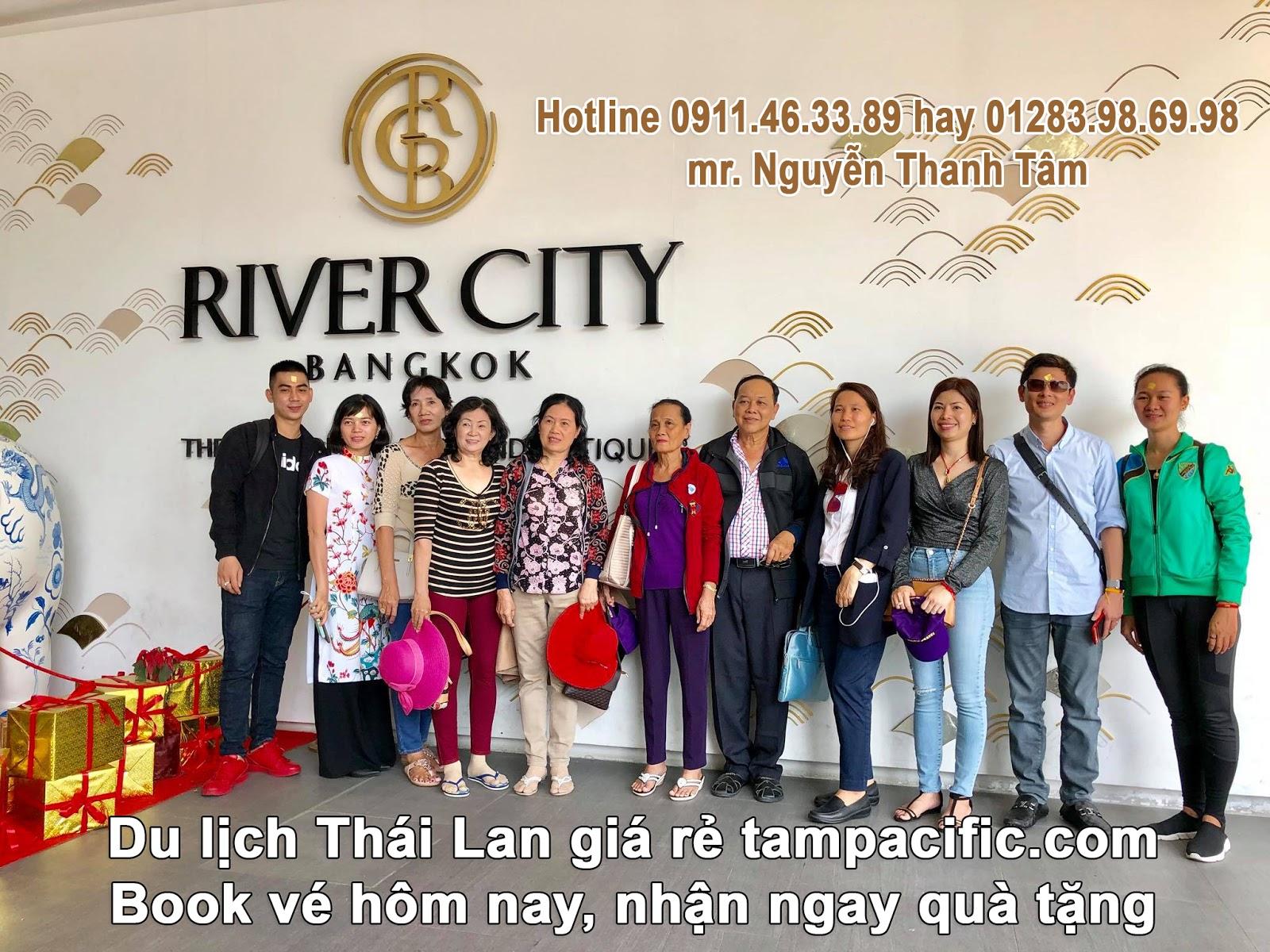 Du lịch Thái Lan giá rẻ tampacific.com Book vé hôm nay, nhận ngay quà tặng
