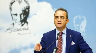 CHP'den Eren Erdem'in tutuklanmasına tepki