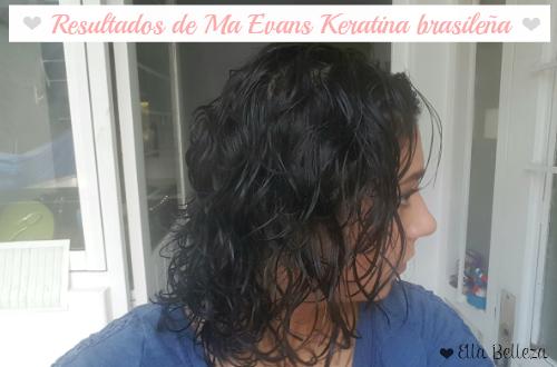 Ma Evans Keratina Brasileña