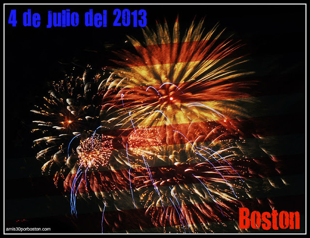 4 de Julio Boston