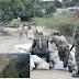 Haití se adueña de 6,200 kilómetros de territorio dominicano.