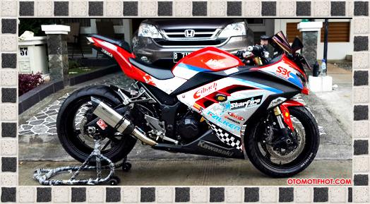 Modif Motor Ninja 250R