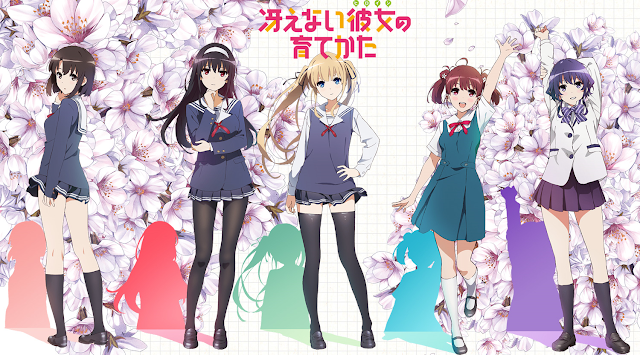 Review Anime: Saenai Heroine no Sodatekata (Season 1)