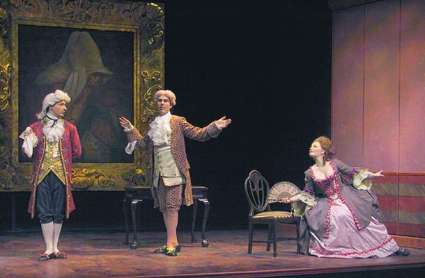 La Locandiera The Mistress Of The Inn Mirandolina Carlo Goldoni Blog Di Pociopocio