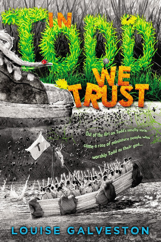 IN TODD WE TRUST Cover Reveal!