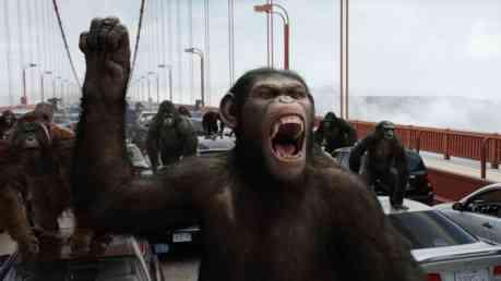 L'alba del pianeta delle scimmie 2011