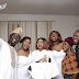 PHOTOS: SeyiLaw Christens Daughter In The US