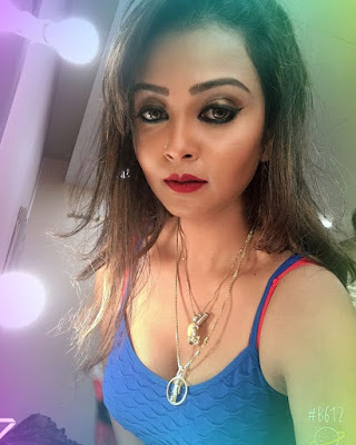 Mohini Ghosh is an Indian actress