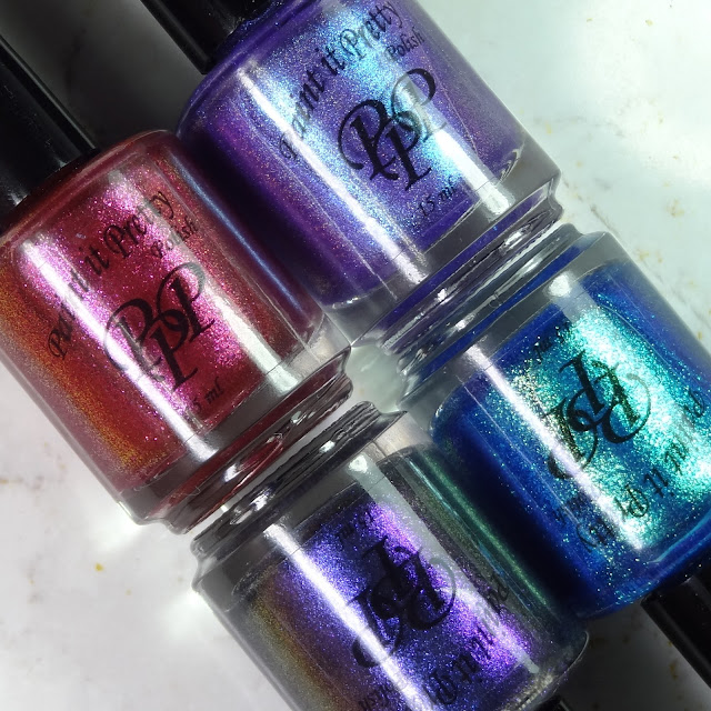 Paint It Pretty Polish | Criminal Minds Collection