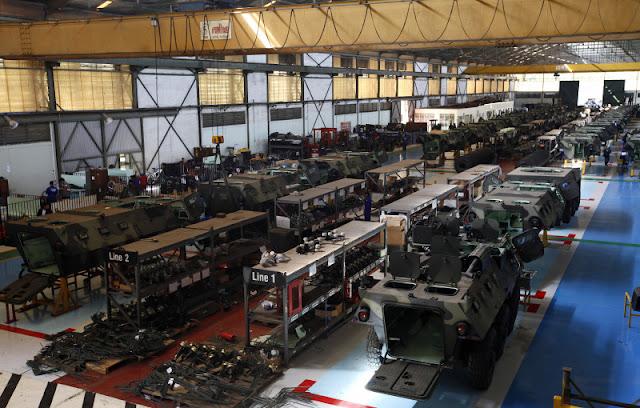 Pindad Kejar Ketertinggalan Dalam Bidang Industri Pertahanan