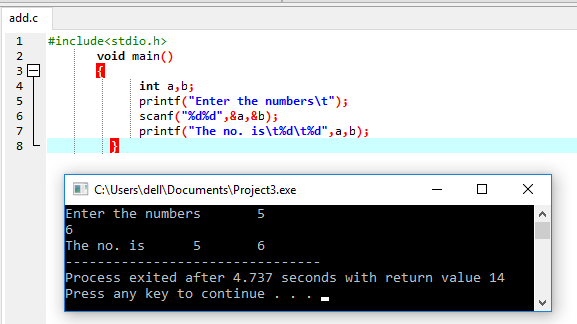 Learn C : What are Printf() and scanf() Functions in C Programmming and How to use with examples and interview questions