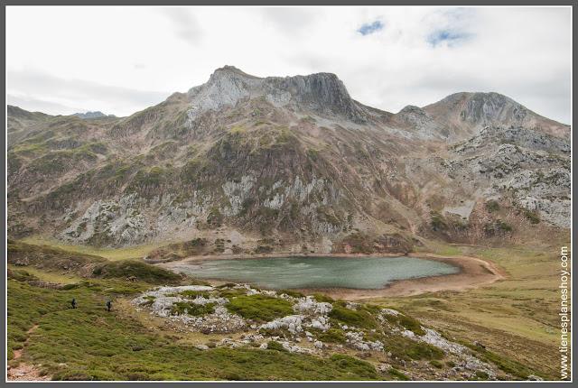 Lago Cerveriz Parque Natural de Somiedo
