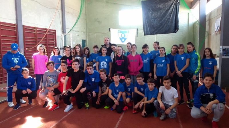 Με επιτυχία το 1ο Αναπτυξιακό Τουρνουά Στίβου του Εθνικού Αλεξανδρούπολης