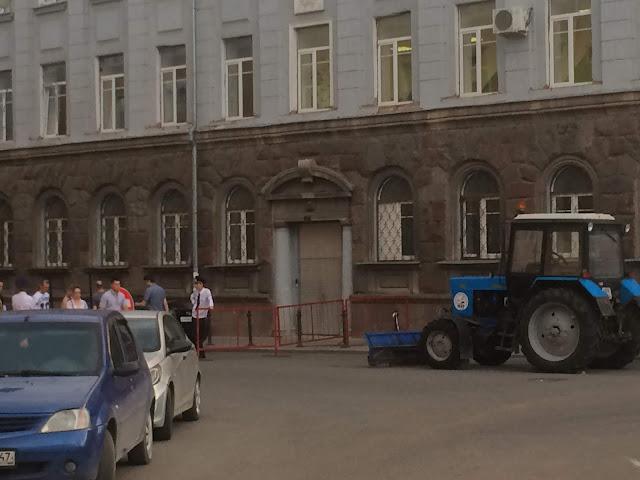 Отмечаем День города в Пскове