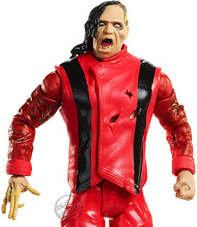 Mattel WWE Zombies Action Figures Series 3 Shinsuke Nakamura 04
