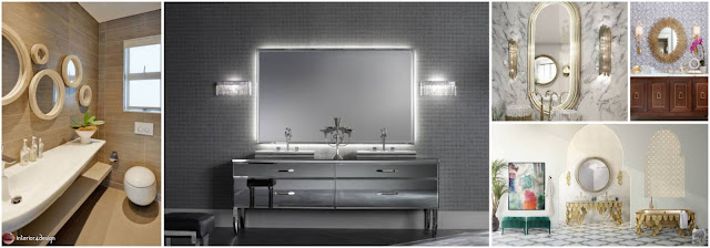 15 Attractive Bathroom Mirror Models More Than A Vision