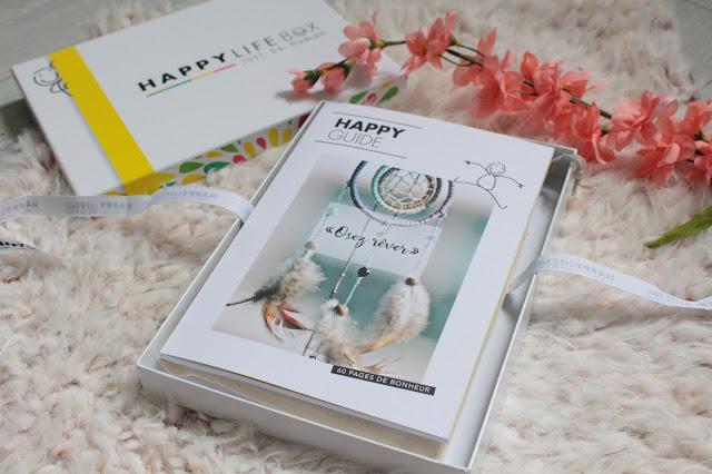 Happy life box : avril 2018