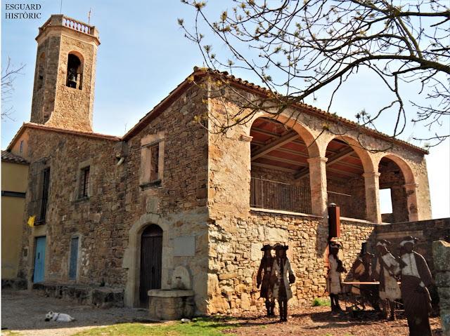 Ermita de Sant Sebastià pacte dels Vigatans