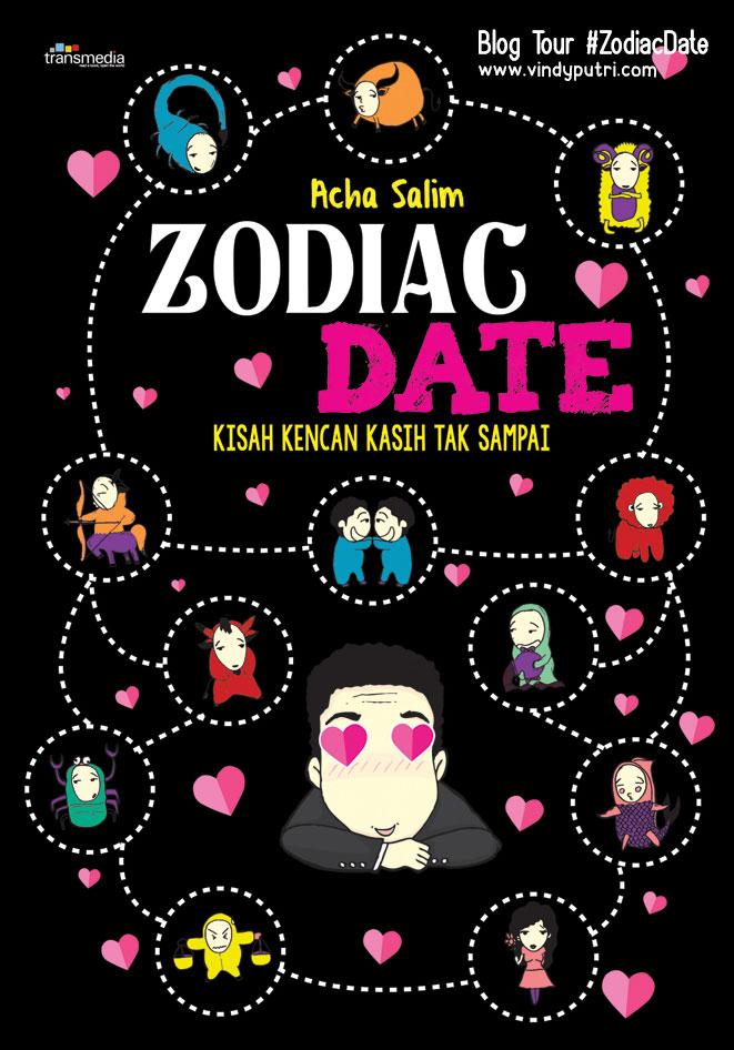 Novel Zodiac Date oleh Acha Salim
