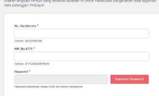 √ cara cek data Registrasi Ulang kartu Telkomsel As dan Simpati 5