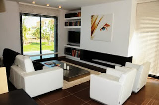 design and decorating the living room modern minimalist