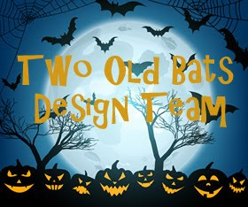 Two Old Bats Halloween Challenge
