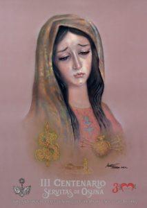Horarios e Itinerarios Via Matris de Nuestra Señora de los Dolores. Osuna 31 de Mayo del 2019