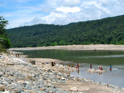 jaflong river photo