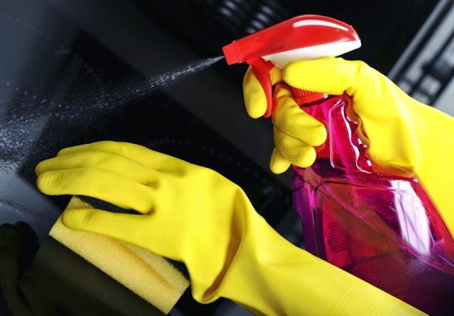 Prirodno sredstvo za čišćenje pećnice