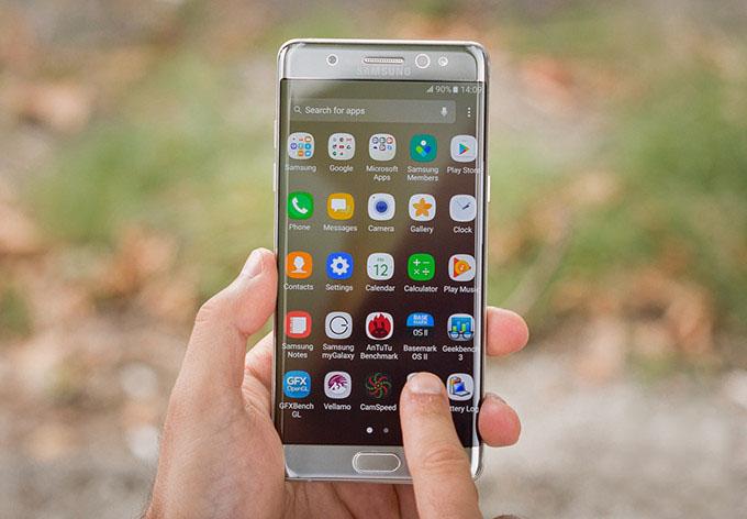 Harga Samsung Galaxy Note Fe Juli 2017 Ausreise Info