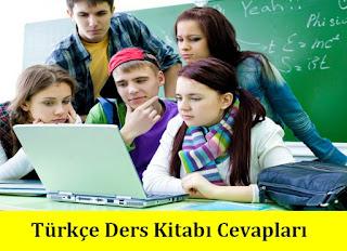 6. Sınıf Türkçe Ekoyay Yayınları Ders Kitabı Cevapları