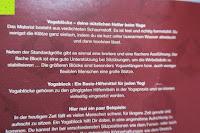 Vorteile: Yogablock »Damodar« - flach- erhältlich in den Trendfarben: Erdbraun Moosgrün Bordeaux Currygelb Lila - der ideale Yogaklotz aus gehärteten Schaumstoff (Hartschaum)- REACH geprüft (keine Schadstoffe) der Yoga Brick ist ein praktisches Hilfsmittel (Yogazubehör) für eine Vielzahl an Yogaübungen / Asanas : Gesamtgewicht liegt bei ca.180g (schön leicht) / Größe 28cm x 20cm x 5cm