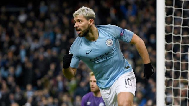 VIDEO: MANCHESTER CITY 7 – 0 SCHALKE 04 [UEFA CHAMPIONS LEAGUE] HIGHLIGHTS 2018/19